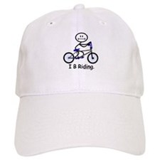 I B Riding Baseball Cap