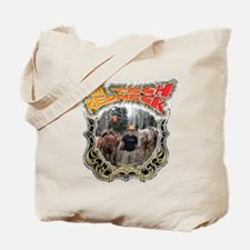 Hi tech Redneck for the count Tote Bag