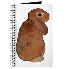 """Bunny 8"" Journal"