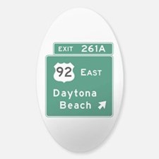 Daytona Beach, FL Decal
