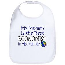 Best Economist In The World (Mommy) Bib