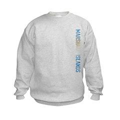 Marshall Islands Stamp Sweatshirt