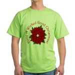 A Wicked Good Christmas! Green T-Shirt