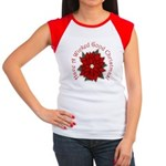 A Wicked Good Christmas! Women's Cap Sleeve T-Shir