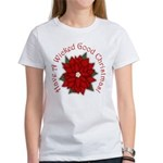 A Wicked Good Christmas! Women's T-Shirt