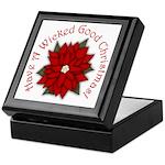 A Wicked Good Christmas! Keepsake Box