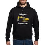 Digger Operator Hoodie (dark)