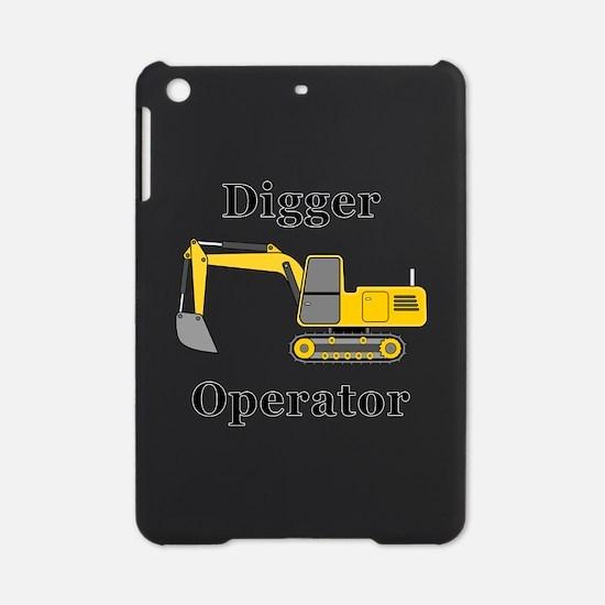 Digger Operator iPad Mini Case