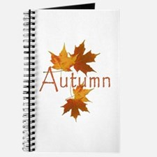 Autumn Leaves Journal