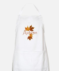 Autumn Leaves BBQ Apron