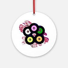 Cute Ep Round Ornament
