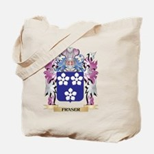 Fraser Coat of Arms (Family Crest) Tote Bag