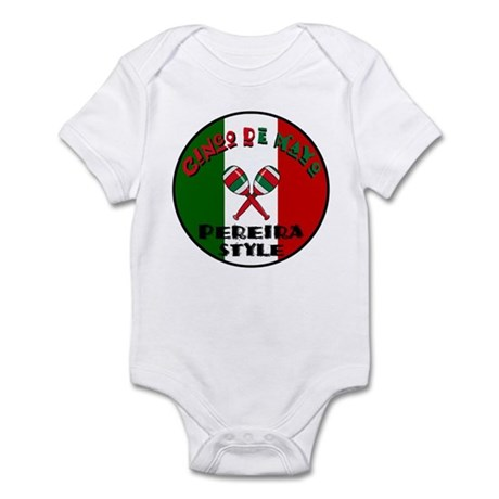 Pereira Cinco De Mayo Infant Bodysuit