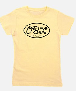 Cute Outer banks Girl's Tee