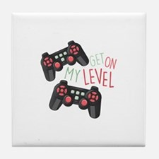 My Level Tile Coaster