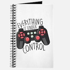 Under Control Journal