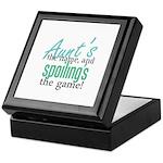 Aunt's the Name! Keepsake Box