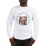 I'd Rather Be At A Yard Sale! Long Sleeve T-Shirt