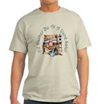 I'd Rather Be At A Yard Sale! Light T-Shirt