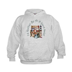 I'd Rather Be At A Yard Sale! Hoodie