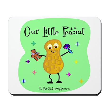 Our Little Peanut Mousepad