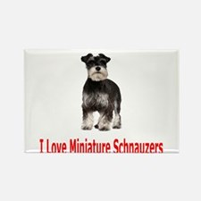 Miniature Schnauzers Magnets