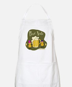 Beer Nuts BBQ Apron