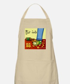 Bar Nuts BBQ Apron