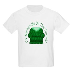 I'd Rather Be On The Couch! T-Shirt