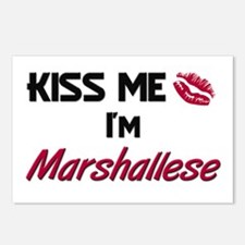 Kiss me I'm Marshallese Postcards (Package of 8)