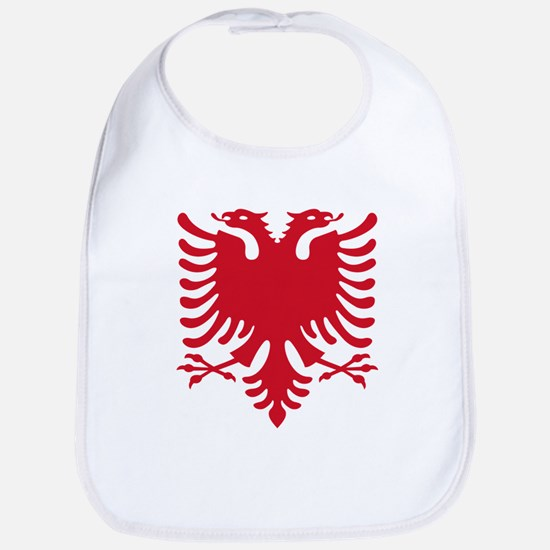 Albanian Eagle Red 56in Bib