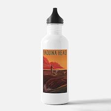 Oregon - Yaquina Head Lighthouse Water Bottle