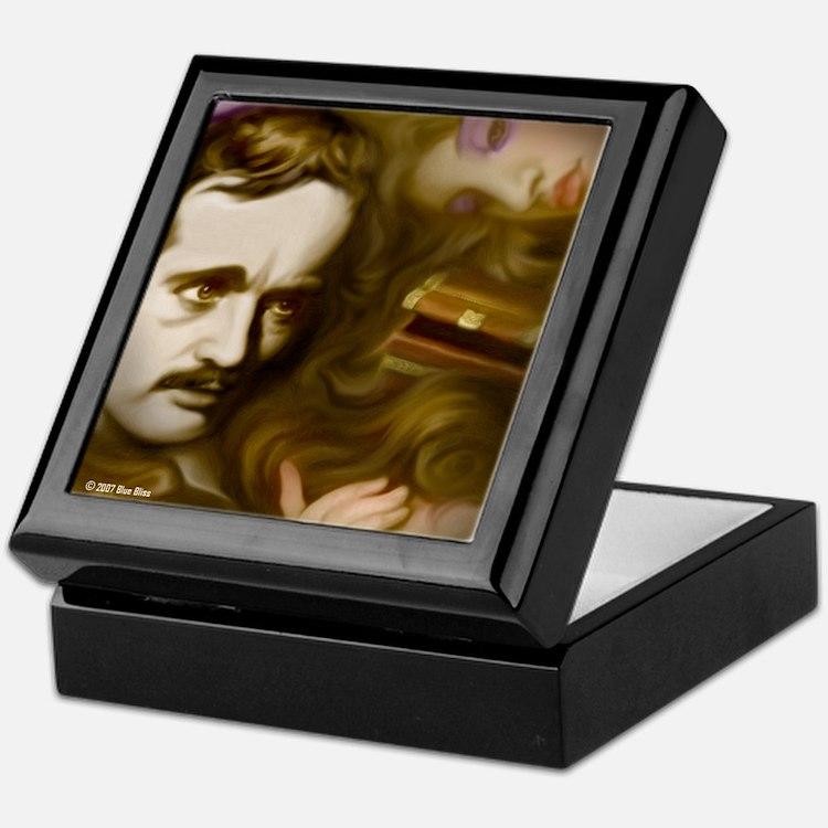"Poe ""Berenice"" Keepsake Box"