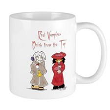 Real Vampires Drink From The Mug