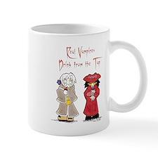 Real Vampires Drink From The Mug