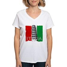 Pisa Italian Flag Shirt