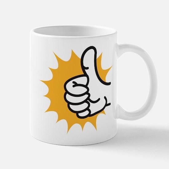 thumbs up Mugs