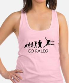 Cute Paleo Racerback Tank Top