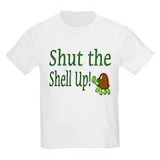 shut the shell up T-Shirt