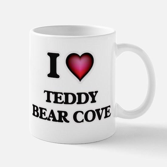I love Teddy Bear Cove Washington Mugs