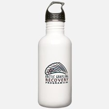 Cute Grayling Water Bottle