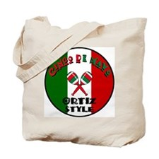 Ortiz Cinco De Mayo Tote Bag