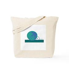 CYCLE CYCLE CYCLE Tote Bag
