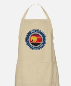 Putt Plastic In Its Place Light Apron