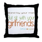 JULIE's Joy Throw Pillow