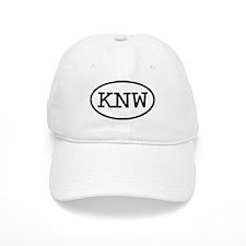 KNW Oval Baseball Cap