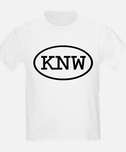 KNW Oval T-Shirt