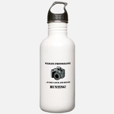 Catch and Release Hunting Water Bottle