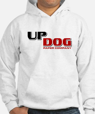 College Humor Up Dog Jumper Hoody