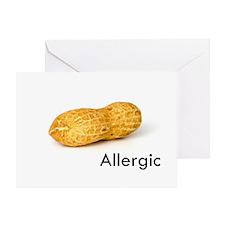 Allergic Greeting Card